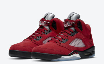 Air Jordan 5 Raging Bulls DD0587-600 Release Price