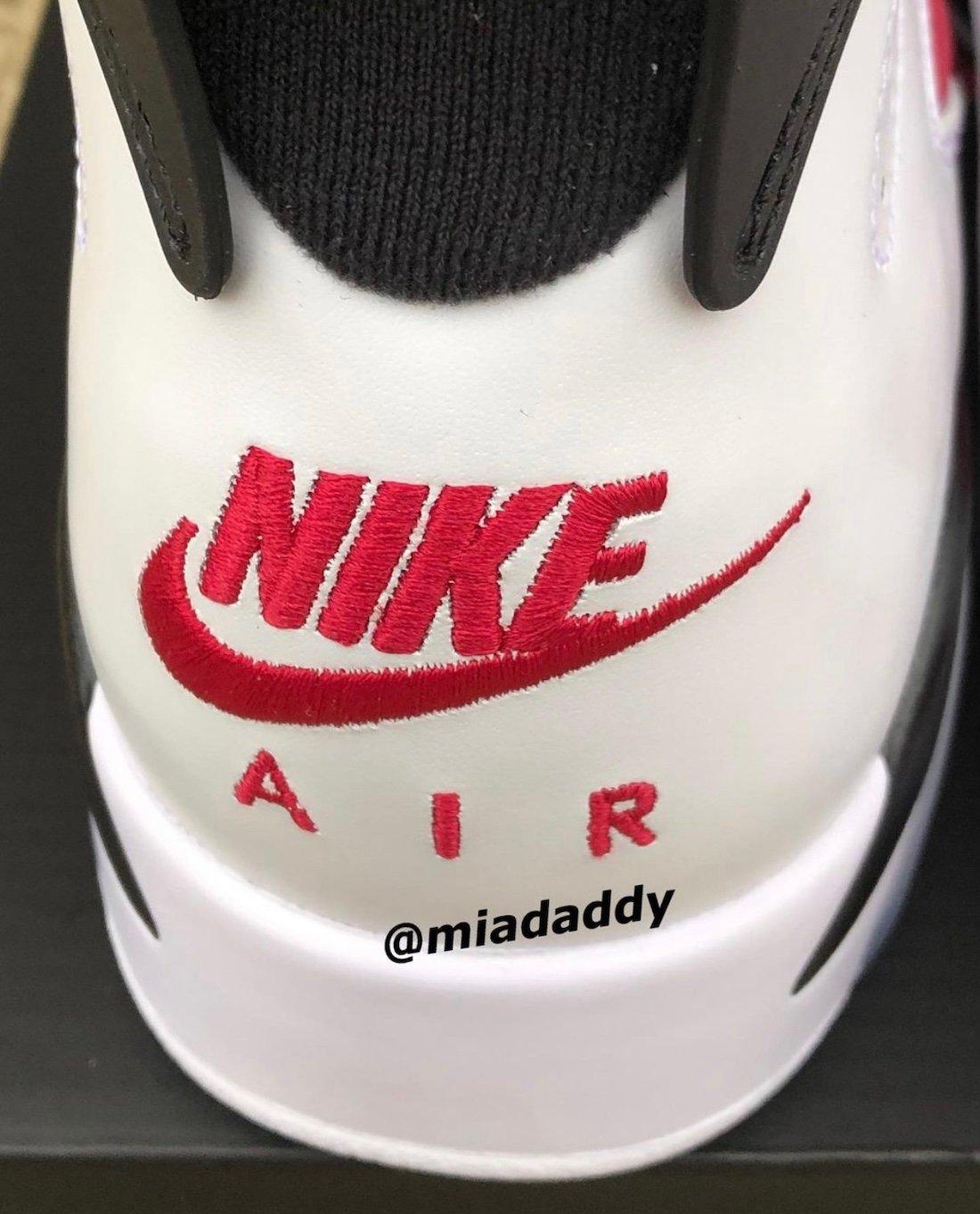 Air Jordan 6 Carmine 2021 CT8529-106 Release Price