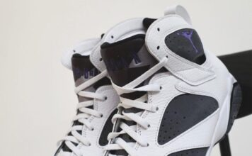 Air Jordan 7 Flint Retro 2021 CU9307-100