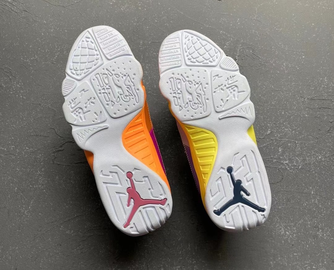 Air Jordan 9 Change The World CV0420-100 Release Date