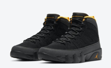 Air Jordan 9 University Gold CT8019-070 Release Details