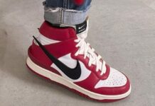 Ambush Nike Dunk High Chicago Release Date Info