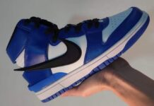 Ambush Nike Dunk High Deep Royal Blue CU7544-400 Leak