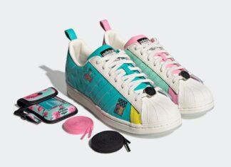 Arizona Iced Tea adidas Superstar GZ2861 Release Date Info
