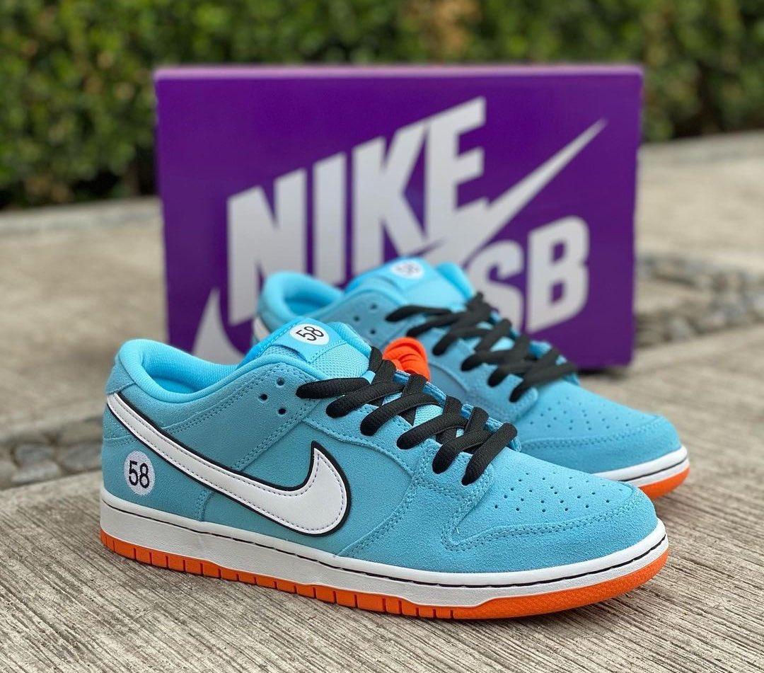 Club 85 Nike SB Dunk Low BQ6817-401 Release Date