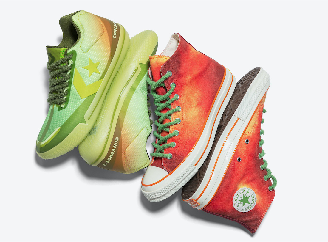 Concepts Converse Southern Flame Release Date Info