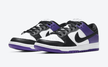 Court Purple Nike SB Dunk Low BQ6817-500 Release Date