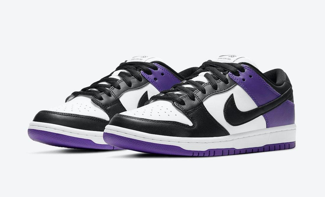 Nike SB Dunk Low 'Court Purple'