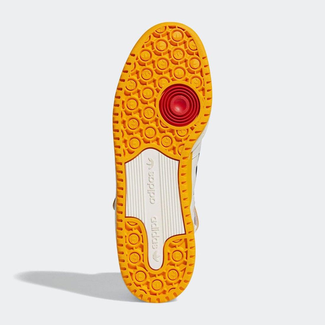 Eric Emanuel adidas Forum 84 High McDonalds All American H02575 Release Date Info