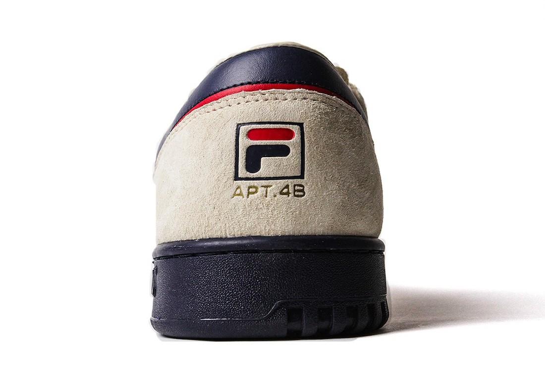 Fila Original Fitness APT 4B Release Date Info