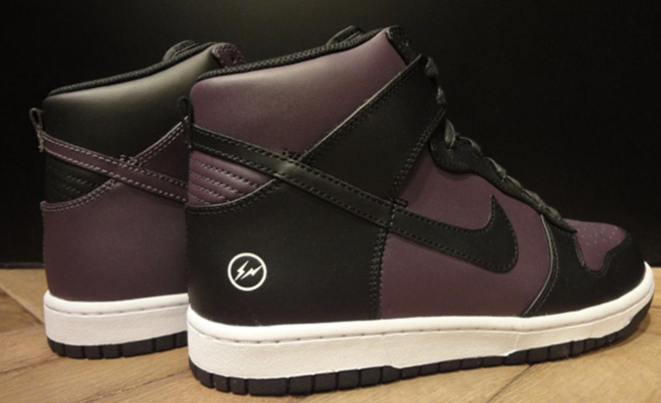 Fragment Nike Dunk High Beijing Release Date Info