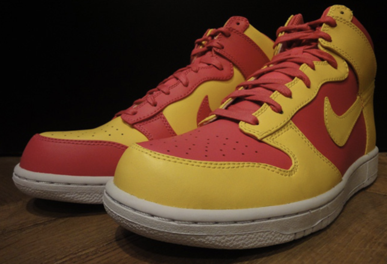 Fragment Nike Dunk High London Release Date Info