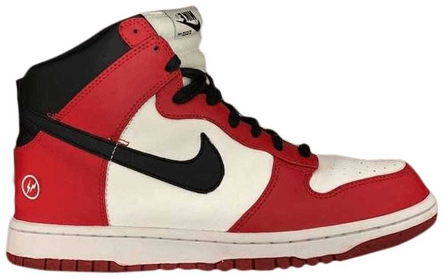 Fragment Nike Dunk High New York Release Date
