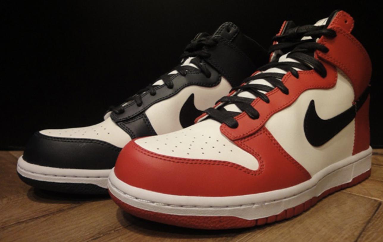 Fragment Nike Dunk High New York Release Date Info