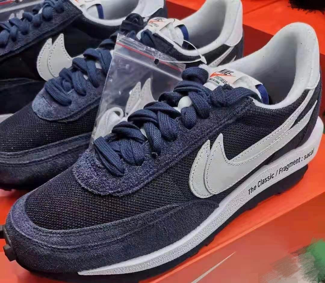 Fragment Sacai Nike LDWaffle DH2684-400 Release Info