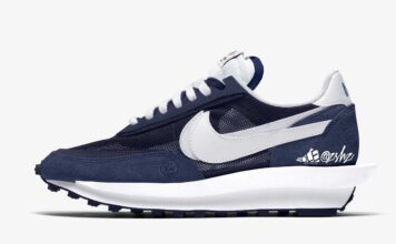 Fragment Sacai Nike LDWaffle DH2684-400 Release Date Info Leak