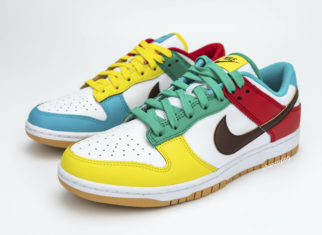 Free 99 Nike Dunk Low White DH0952-100 Release Date