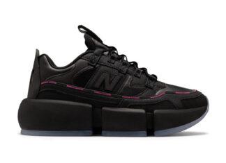Jaden Smith New Balance Vision Racer Black Pink Release Date Info