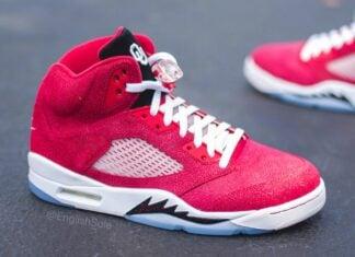 Jordan 5 Oklahoma PE