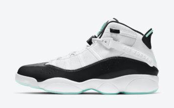 Jordan 6 Rings Island Green 322992-115 Release Date Info