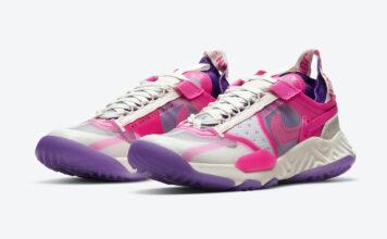 Jordan Delta Breathe Fierce Purple Hyper Pink CZ4778-101 Release Date Info