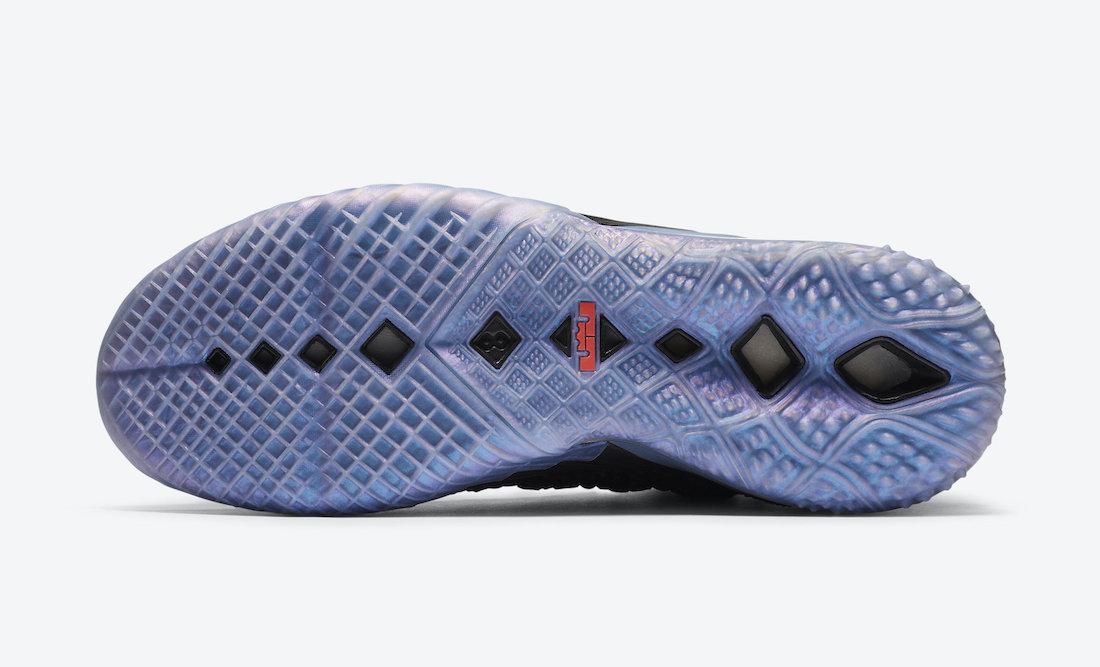 Kylian Mbappe Nike LeBron 18 The Chosen 2 DB8148-001 Release Date