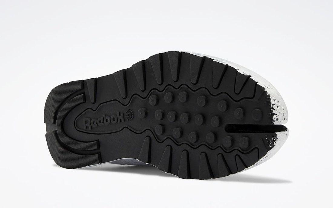 Maison Margiela Reebok Classic Leather Tabi H04859 Release Date