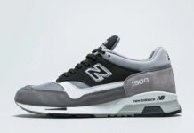 New Balance 1500 Grey Black White M1500XG Release Date Info