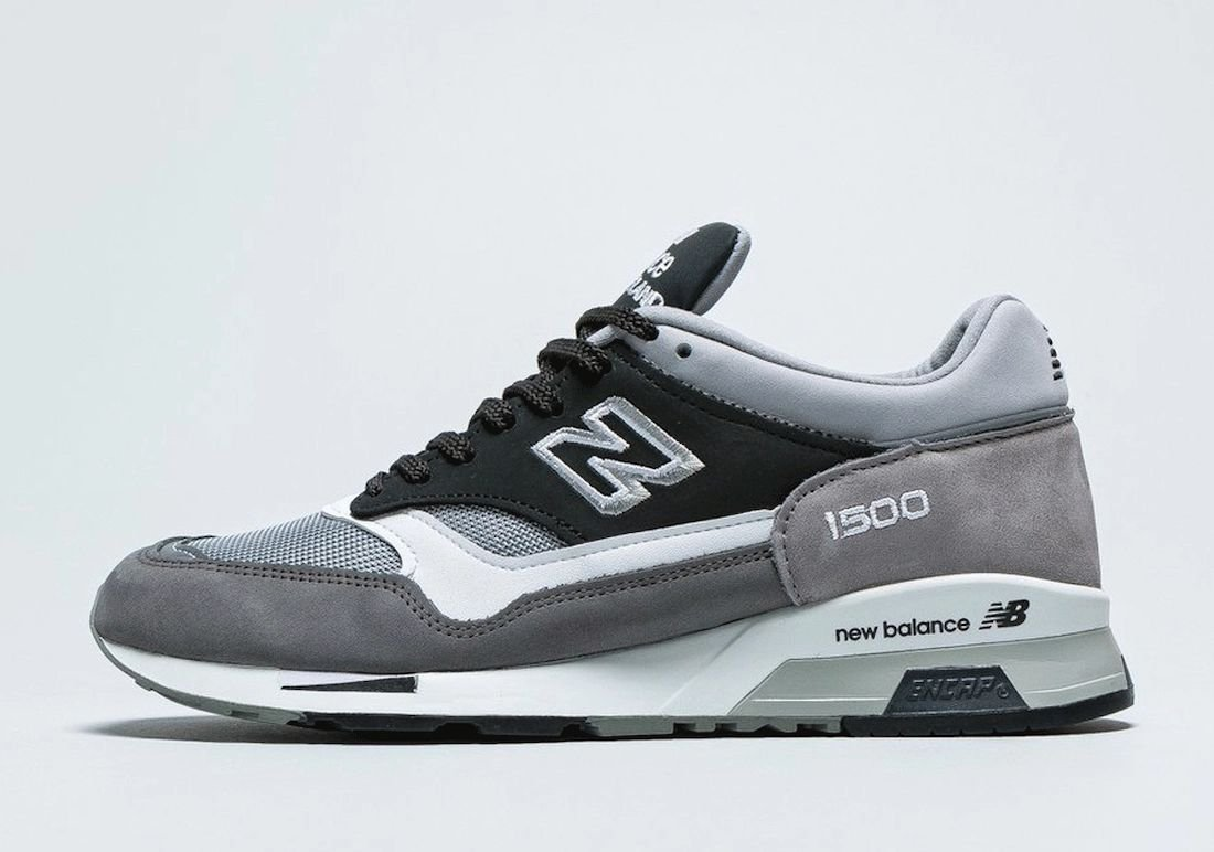 New Balance 1500 Grey Black White M1500XG Release Date Info ...
