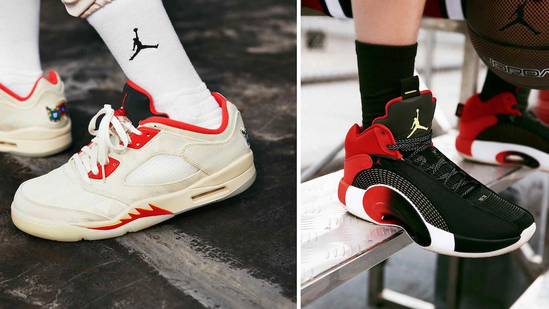 Nike 2021 Chinese New Year Collection Release Date Info