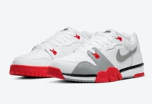 Nike Air Cross Trainer Low Bright Crimson CQ9182-105 Release Date Info