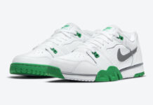 Nike Air Cross Trainer Low Lucky Green CQ9182-104 Release Date Info