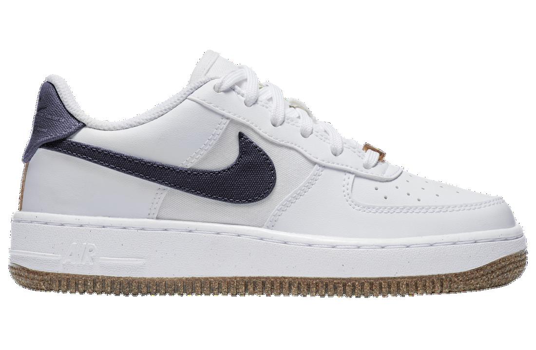 Nike Air Force 1 07 LV8 Indigo CZ0338-100 Release Date Info