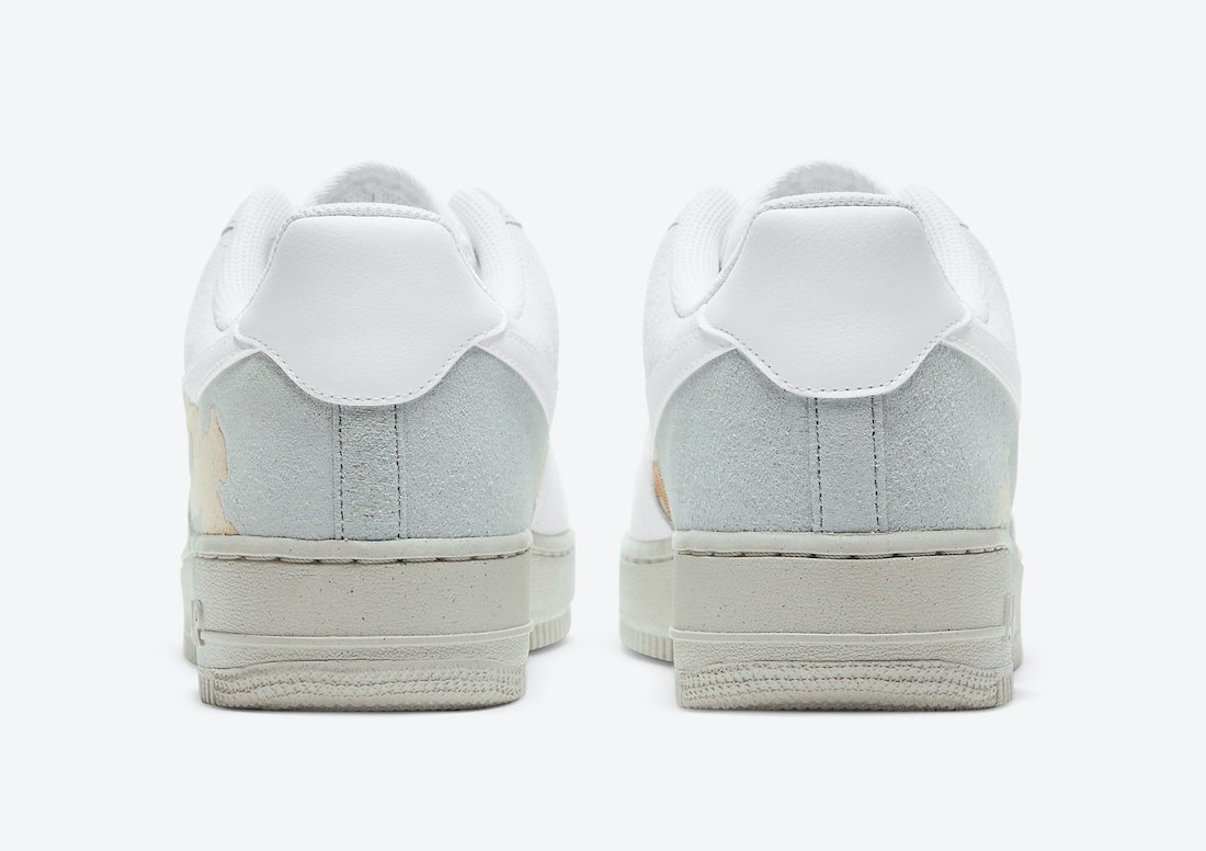 Nike Air Force 1 07 LX Desert Camo DD1175-001 Release Date Info