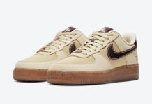 Nike Air Force 1 Low Coffee DD5227-234 Release Date Info