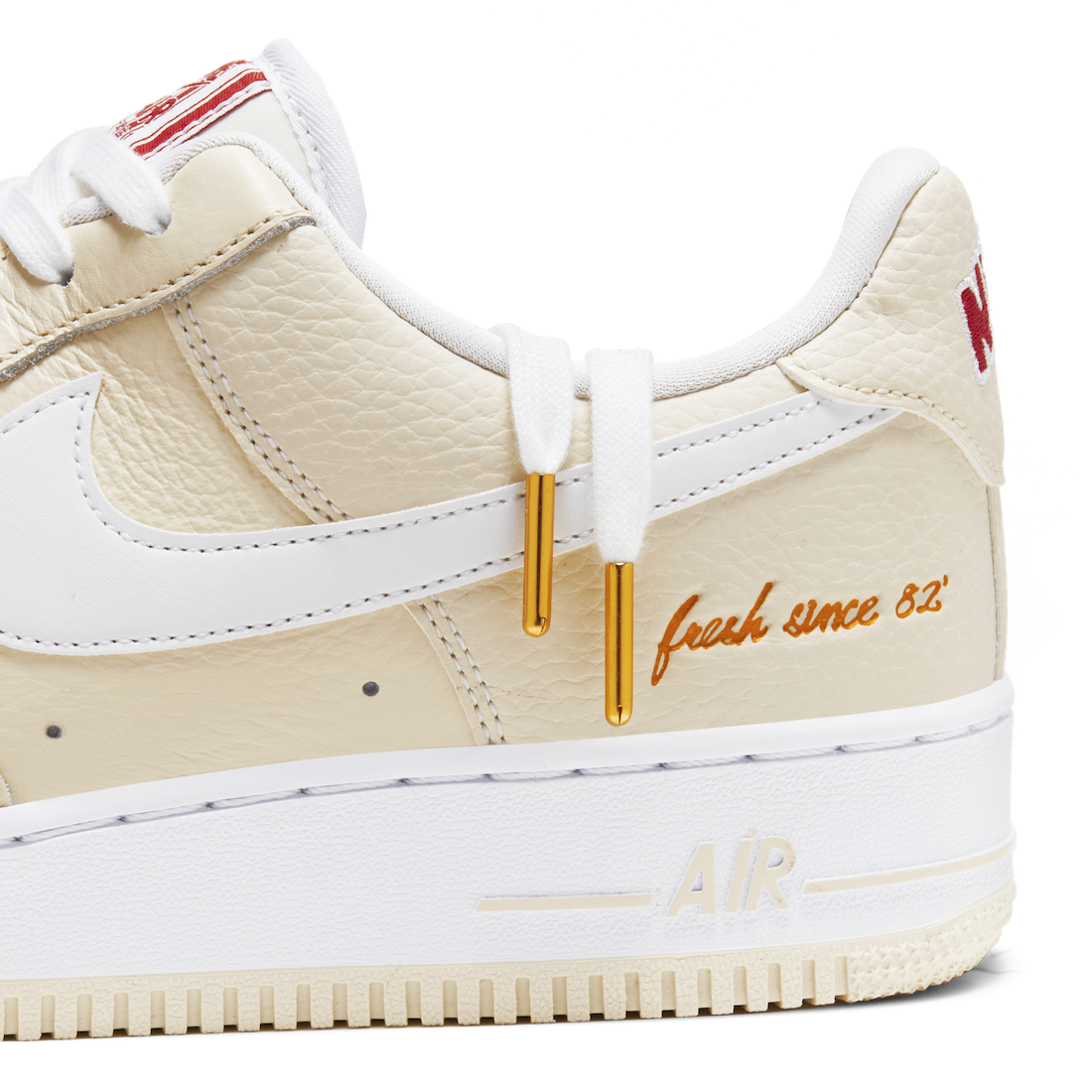 Nike Air Force 1 Low Popcorn CW2919-100 Release Date Info