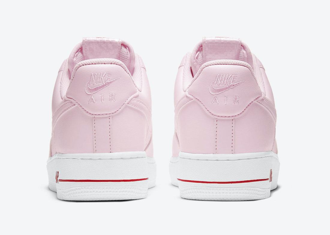 Nike Air Force 1 Low Rose Pink Foam CU6312-600 Release Date