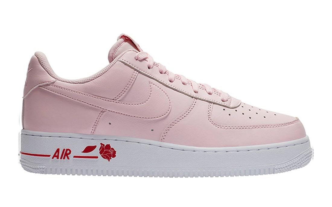Nike Air Force 1 Low Rose Pink Foam CU6312-600 Release Date Info