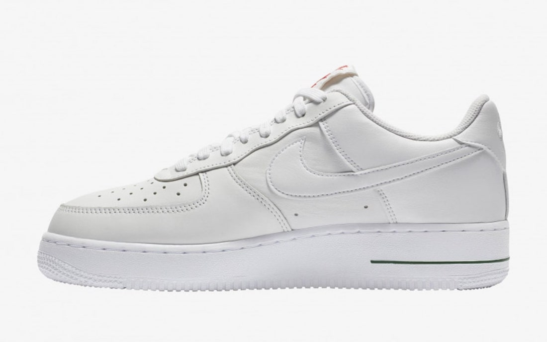 Nike Air Force 1 Low Rose White CU6312-100 Release Date Info