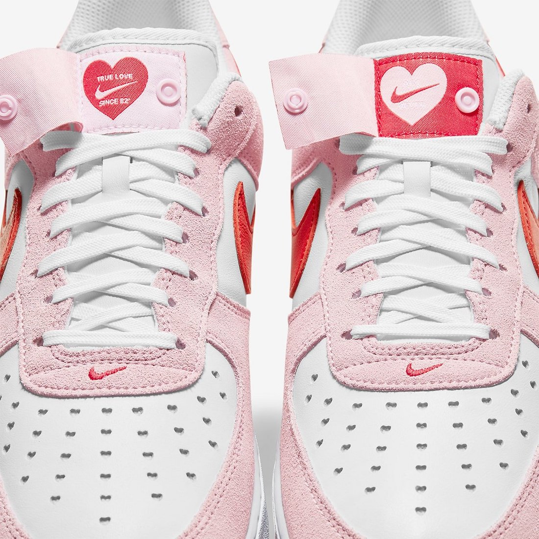 Nike Air Force 1 Low Valentines Day DD3384-600 Release Date Info