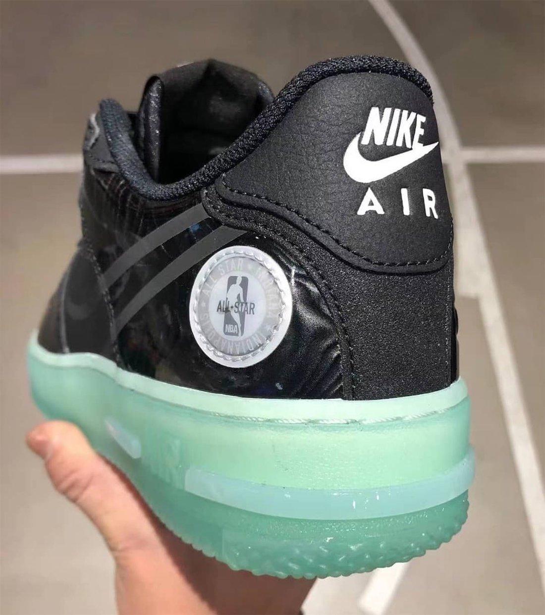 Nike Air Force 1 React All-Star CV2218-001