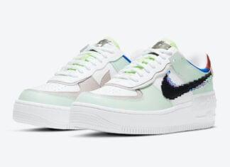 Nike Air Force 1 Shadow Pixel CV8480-300 Release Date Info