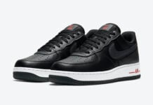 Nike Air Force 1 Technical Stitch Bred DD7113-001 Release Date Info