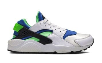 Nike Air Huarache Scream Green DD1068-100 Release Date Info