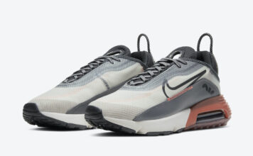 Nike Air Max 2090 Grey Clay Brown CV8835-001 Release Date Info