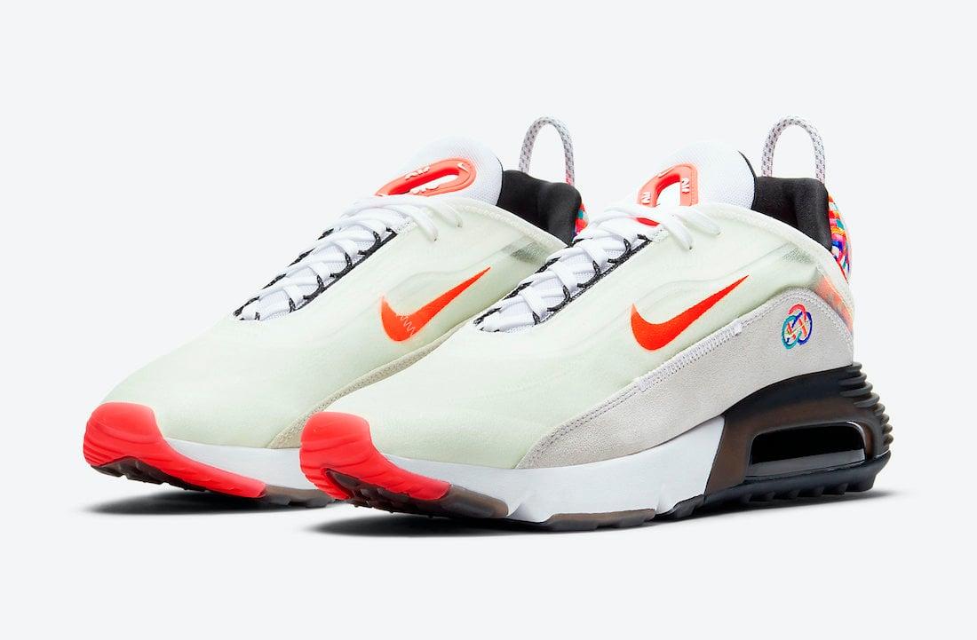 Nike Air Max 2090 Spring Festival DD8487-161 Release Date Info