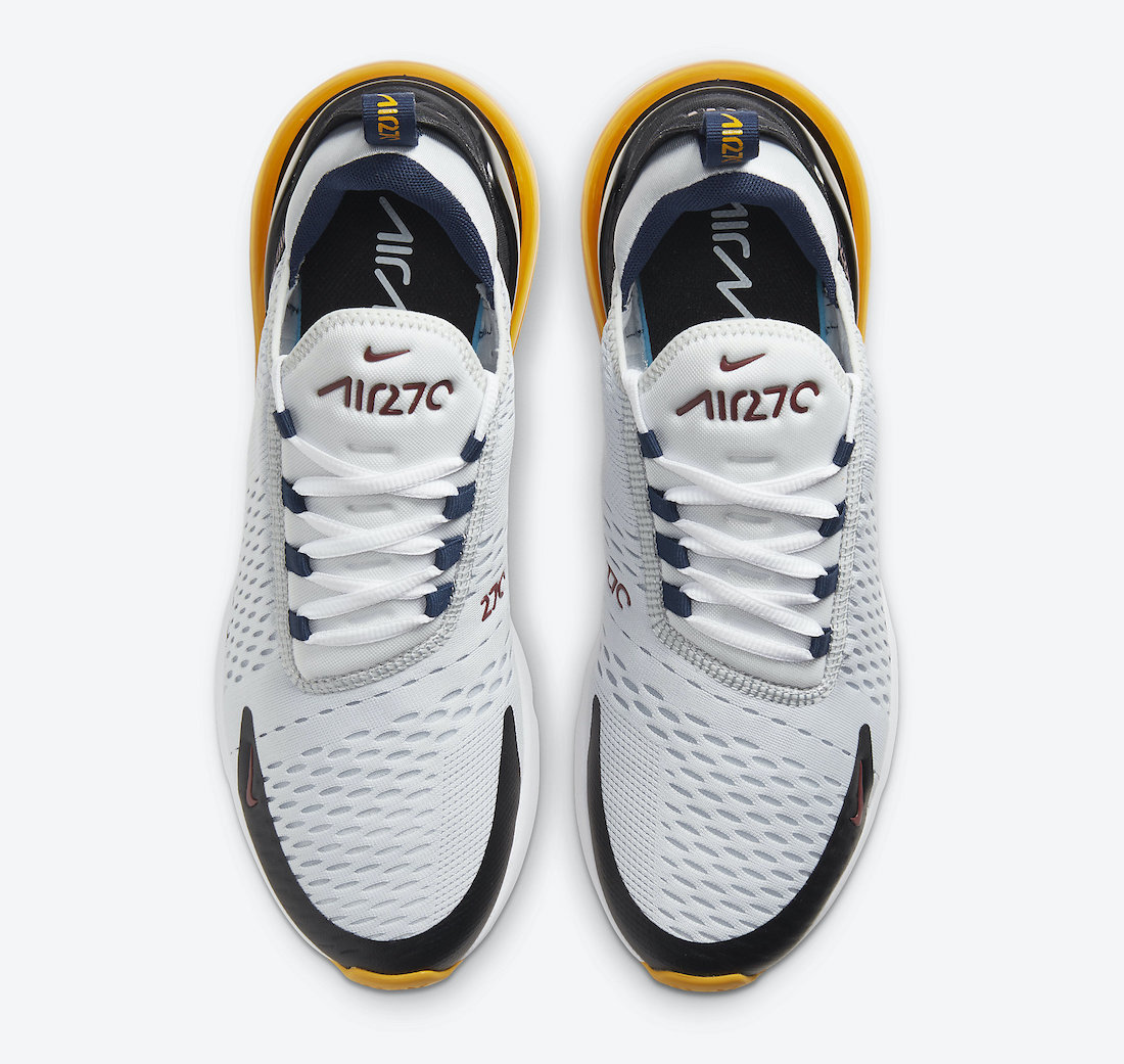Nike Air Max 270 Oracle Aqua DJ2736-001 Release Date Info