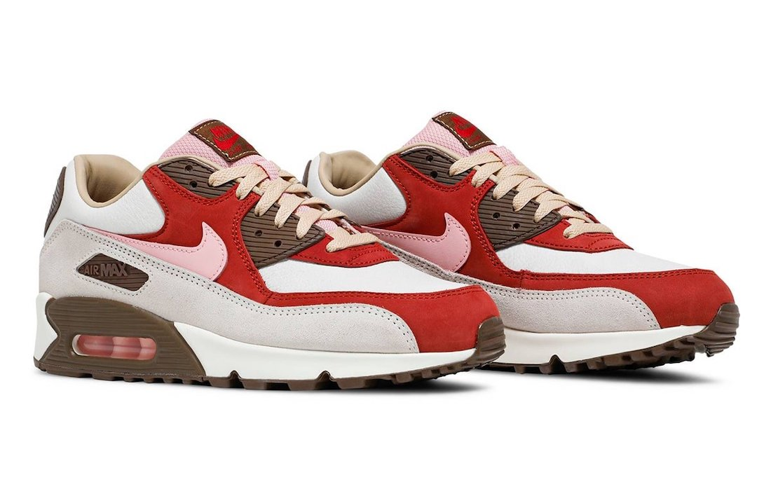 Nike Air Max 90 Bacon CU1816-100 2021 Release Price