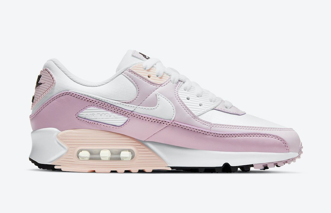 Nike Air Max 90 Light Violet CV8819-100 Release Date Info