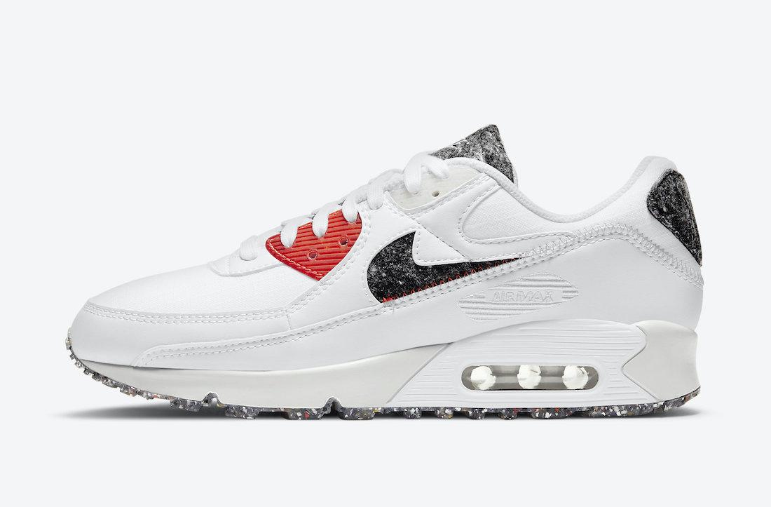 Nike Air Max 90 M2Z2 White DD0383-100 Release Date Info